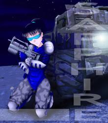 Sapphire - UT2004 by X2ca