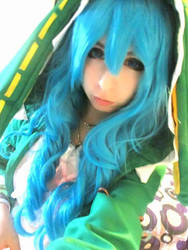 cosplay yoshino by pikirita