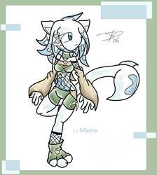 Marine Costume by VioletMoonie