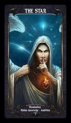 The Star Tarot by Erebus-art
