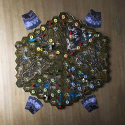 New Earth Board by Erebus-art