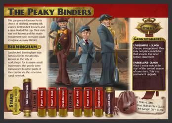Peaky Blinders by Erebus-art