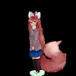 Foxica by zencat61