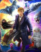 Fantastic Beasts by Ayeri