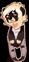 Shy beara by Chynite