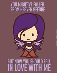 Morgana: LoL Valentine's Day by Jaunea