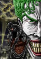 whos Gotham? by warsram