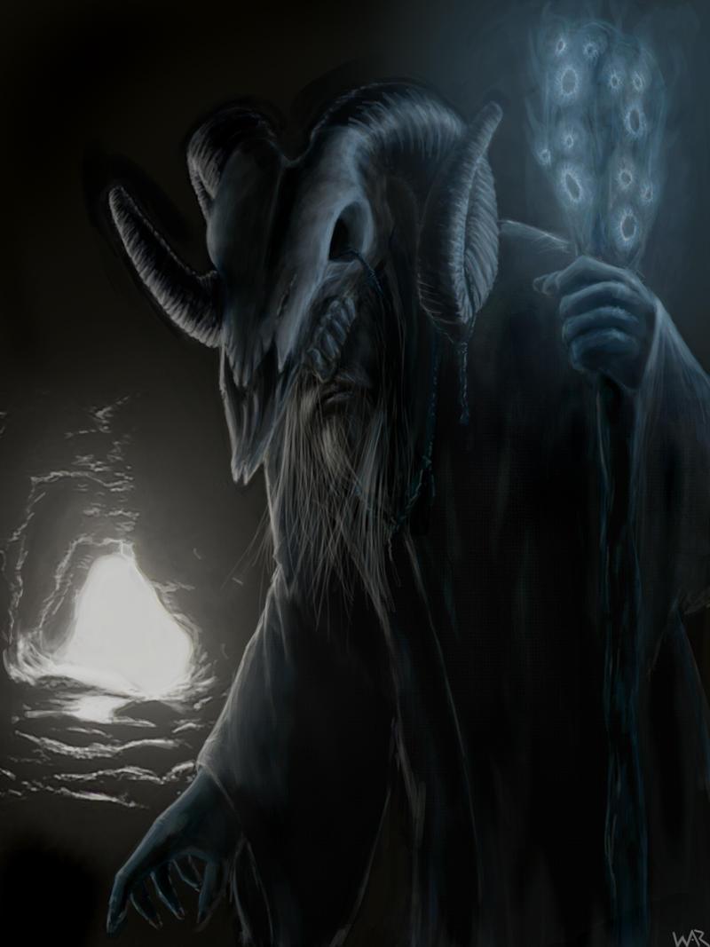 Warlock by warsram