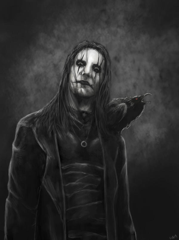 The Crow by warsram