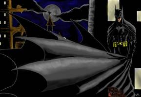 Bats by warsram