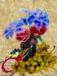 Flowers Batik by Ramlyn