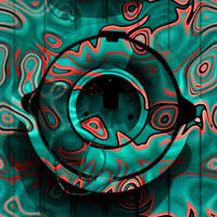 Psychedelic-color-abstraction-01 by Ramlyn