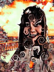 0007 Nilu Art by Ramlyn