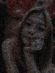08w Nilu Art by Ramlyn