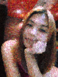 08z3 Nilu Art by Ramlyn