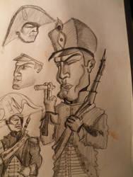 Napoleonic Joint by ciz73