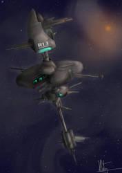 Renaissance 13 Space Station by ciz73