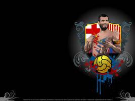 V2 Josep Kong Guardiola by akyanyme