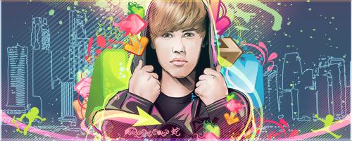 Justin Bieber vector by akyanyme