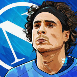 Guillermo Ochoa Napoli Transfer by akyanyme