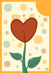 Heart Of Life by JustaContra