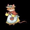 Mouse by Dakuburu