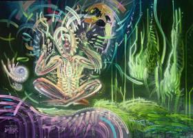 Backdoor Buddha by DennisKonstantin