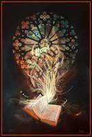 Book of Sorrows by DennisKonstantin
