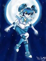 MLAATR: Sailor Jenny on iPad by Neon-Juma