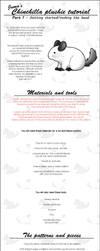 NORMAL Chinchilla plushie tutorial Part 1 by Neon-Juma