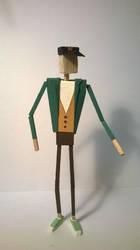 Tadashi Figure by DericBindel