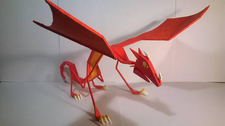 Red Dragon by DericBindel
