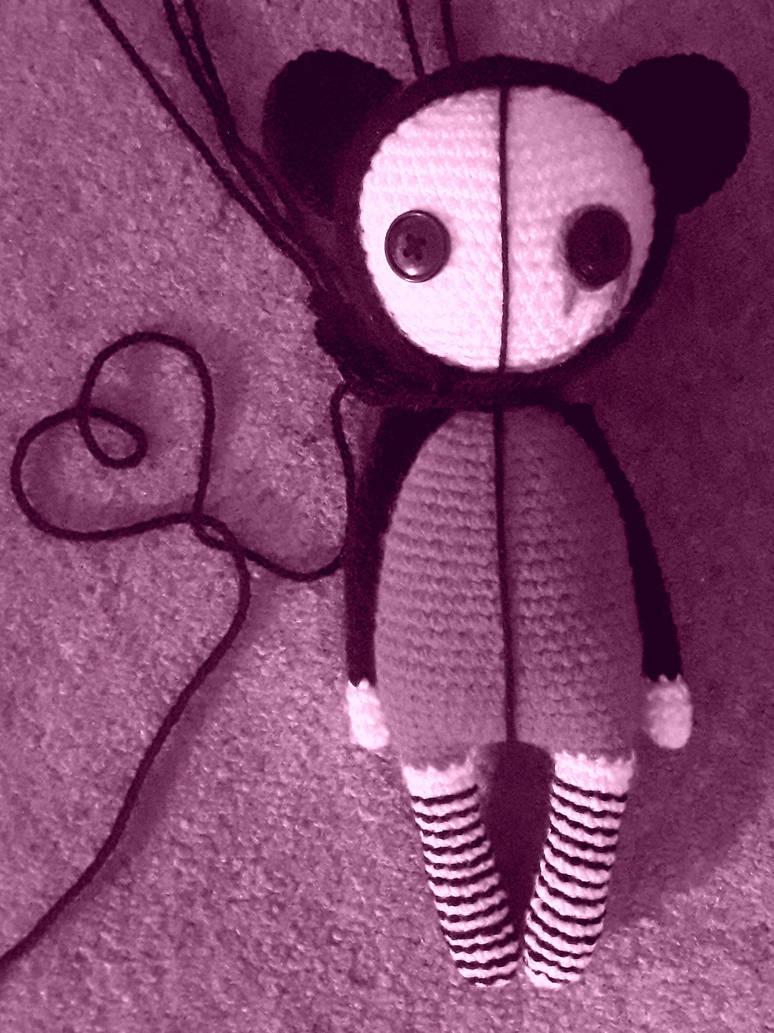 Amigurumi Doll by Kizzydreaming9