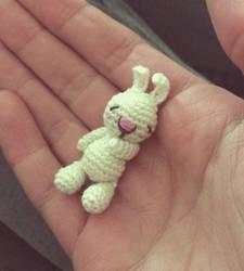 Amigurumi Rabbit by Kizzydreaming9