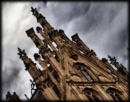 Detail townhall mechelen by pagan-live-style