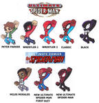SPIDER-SUITS-(7) Ultimate Spider-Man by GabRed-Hat
