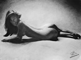 Women akt by poddekom