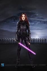 Star Wars: Mara Jade Skywalker by SilentArmageddon