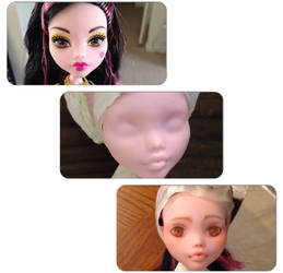 Face up test 1 by PageChapter