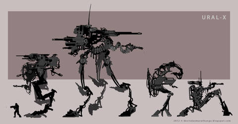 Ural - X Assult Bots by Devin87