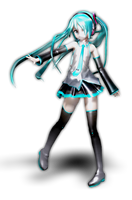 .:MMD:. Your Diva by KEdd-P
