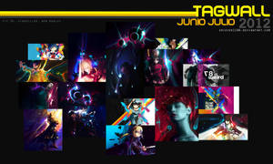 Tagwall Junio Julio 2012 by griever1186