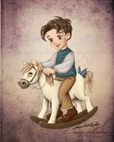 Com :Child Eugene by MoonchildinTheSky