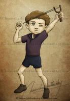 Little Clint by MoonchildinTheSky