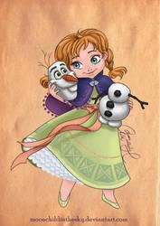 Child Anna By Moonchildinthesky by MoonchildinTheSky