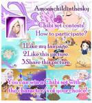 Chibi set contest! by MoonchildinTheSky