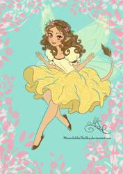 Blossom by MoonchildinTheSky