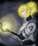 Carmen Lightbane by MissShanksALot