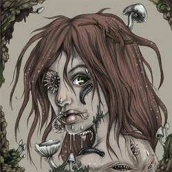 Jenny Greenteeth by LadyAxolotl