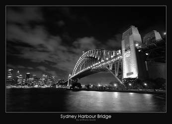 Sydney Harbour Bridge V3.0 by AB-Photography